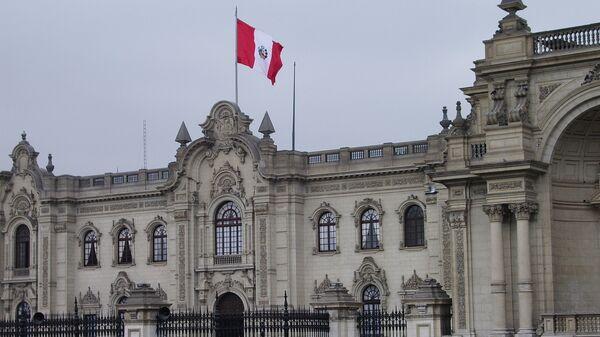 Congreso de Perú - Sputnik Mundo