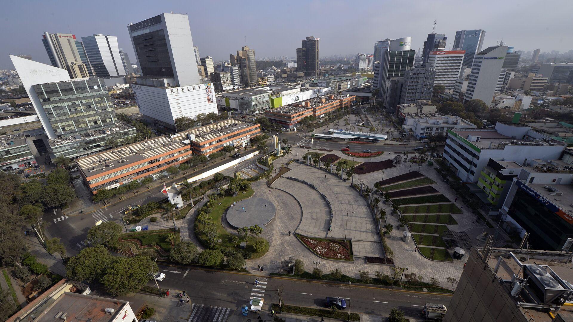 Lima, la capital de Perú - Sputnik Mundo, 1920, 25.08.2021