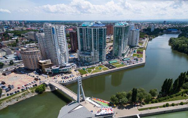 La ciudad rusa de Krasnodar - Sputnik Mundo