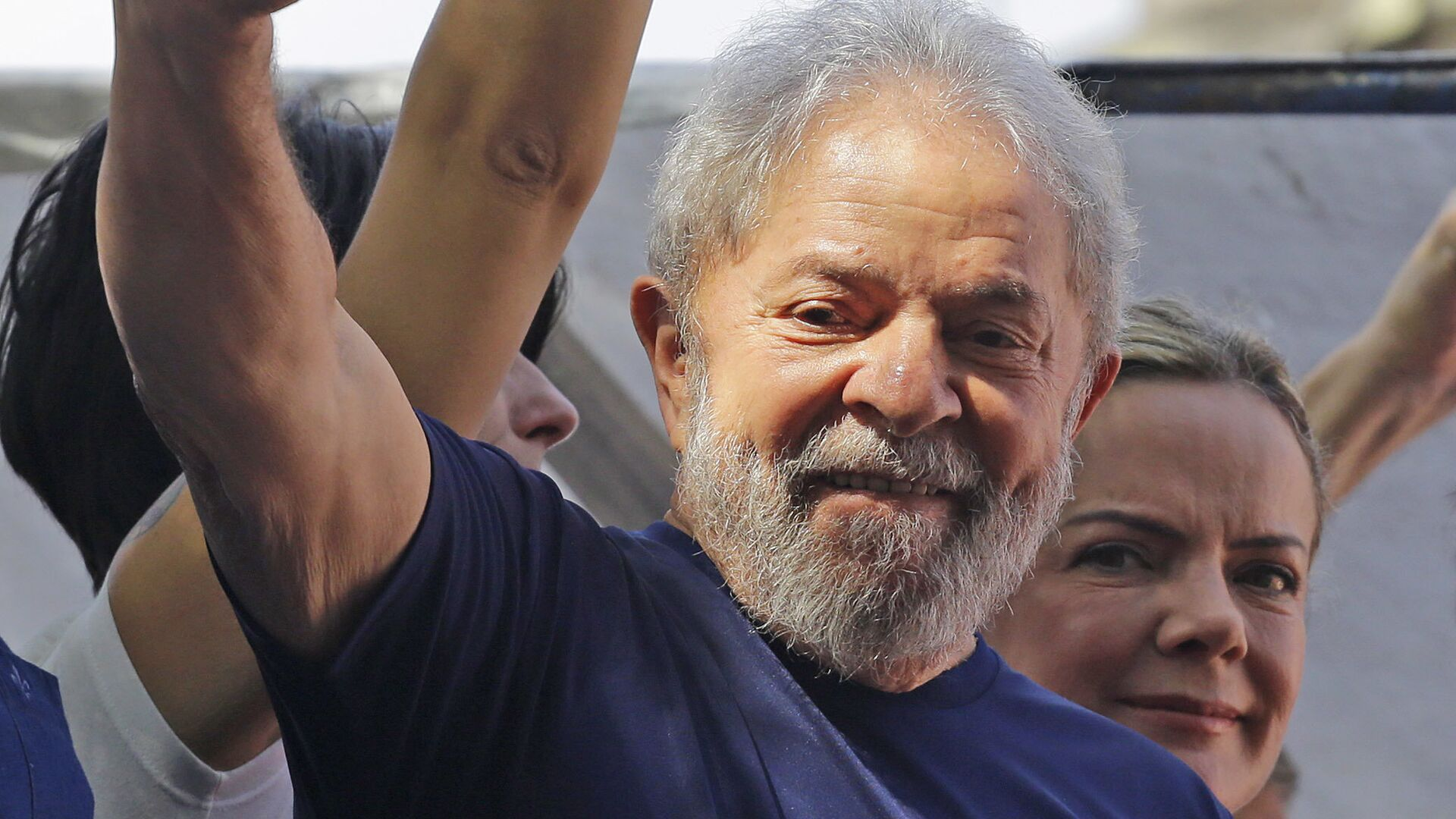 Luiz Inácio Lula da Silva, expresidente de Brasil  - Sputnik Mundo, 1920, 04.10.2021