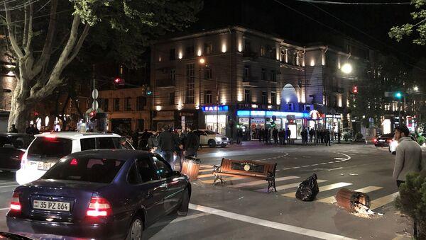 Manifestaciones en Ereván, Armenia - Sputnik Mundo