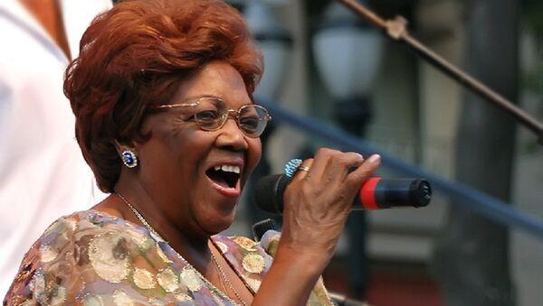 La compositora brasileña Ivone Lara, considerada la gran matriarca de la samba - Sputnik Mundo
