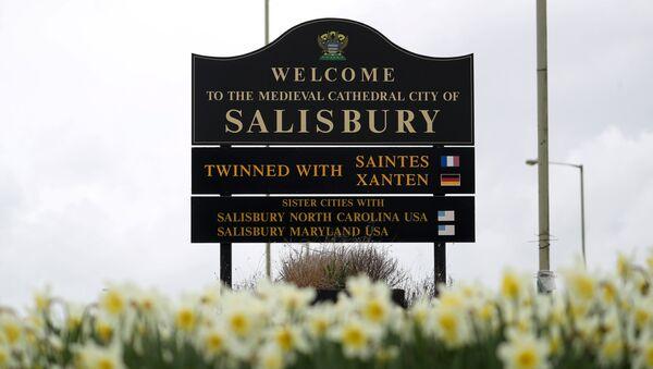 La ciudad de Salisbury, Reino Unido - Sputnik Mundo