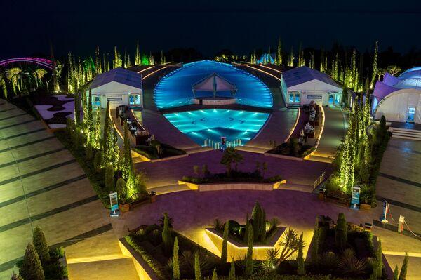 Crimea luce con el mejor balneario del mundo - Sputnik Mundo