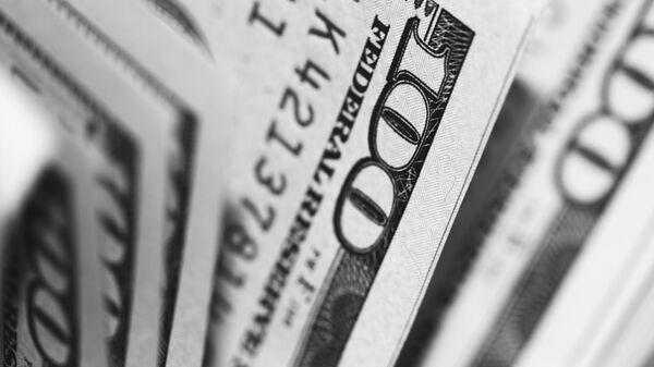 Dólares estadounidenses (imagen referencial) - Sputnik Mundo