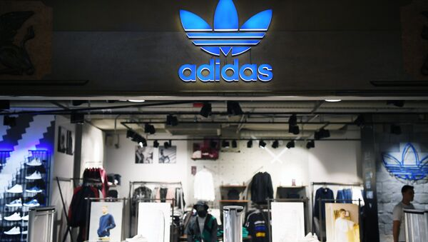 Tienda Adidas en Moscú, Rusia - Sputnik Mundo