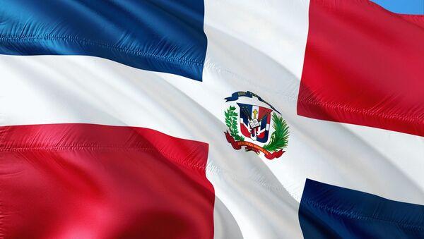 Bandera de la República Dominicana - Sputnik Mundo