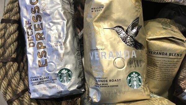 Café de Starbucks - Sputnik Mundo