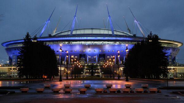 El estadio de San Petersburgo - Sputnik Mundo