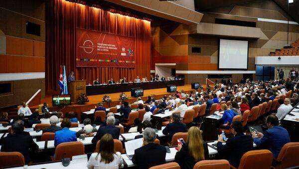 37 período de sesiones de la Cepal en La Habana - Sputnik Mundo