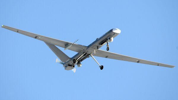 El dron de reconocimiento ruso Orion - Sputnik Mundo