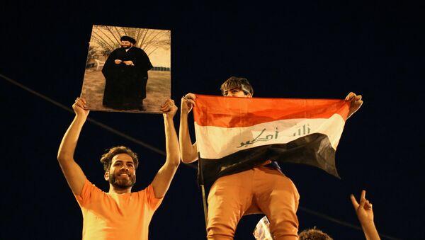 Partidarios del bloque electoral Sairun - Sputnik Mundo