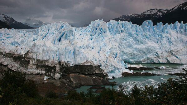 Un glaciar - Sputnik Mundo