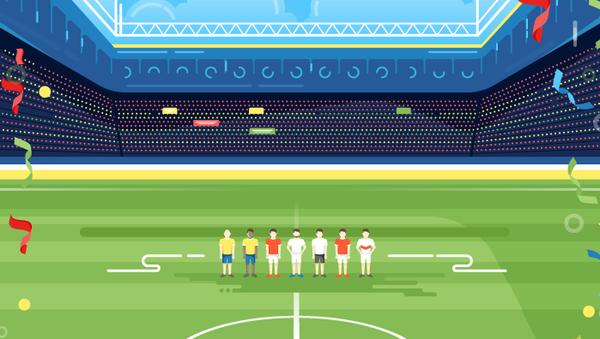 Los máximos goleadores de la historia del fútbol - Sputnik Mundo