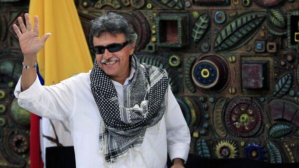 Jesús Santrich, exguerrillero colombiano, integrante del partido político FARC - Sputnik Mundo