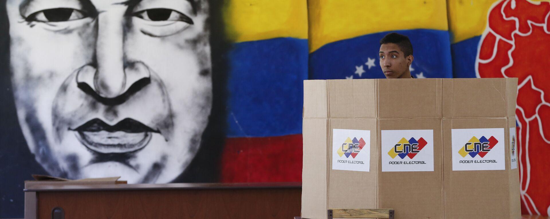 Elecciones en Venezuela - Sputnik Mundo, 1920, 05.10.2021