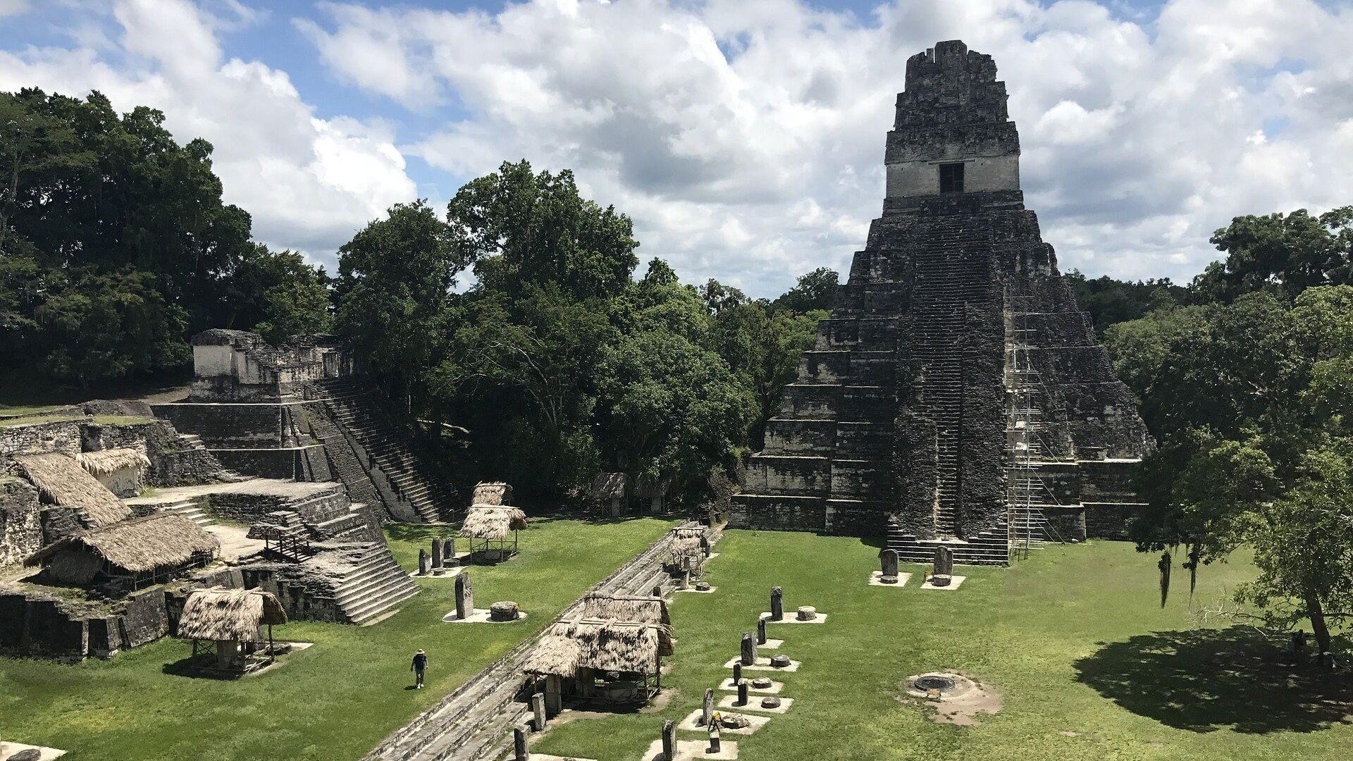 La antigua ciudad maya de Tikal, en Guatemala - Sputnik Mundo, 1920, 01.10.2021
