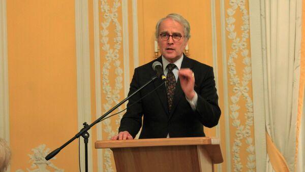 Rüdiger von Fritsch, embajador de Alemania en Moscú - Sputnik Mundo