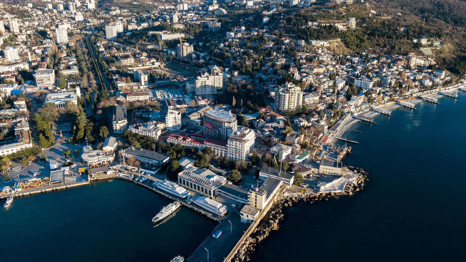 Yalta, Crimea - Sputnik Mundo, 1920, 21.09.2021