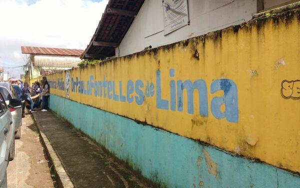 Huelga docente en Pará, Brasil - Sputnik Mundo