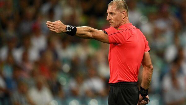 El argentino Néstor Pitana, el árbitro argentino - Sputnik Mundo
