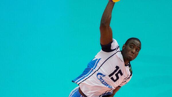 Oreol Camejo, el voleibolista cubano - Sputnik Mundo