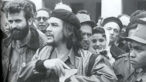 El Che Guevara - Sputnik Mundo