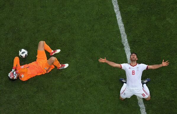 Las primeras victorias y derrotas del Mundial de Rusia, en imágenes - Sputnik Mundo