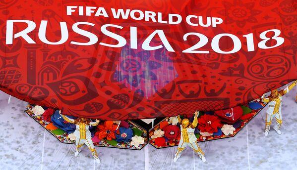 Ceremonia de apertura del Mundial - Sputnik Mundo