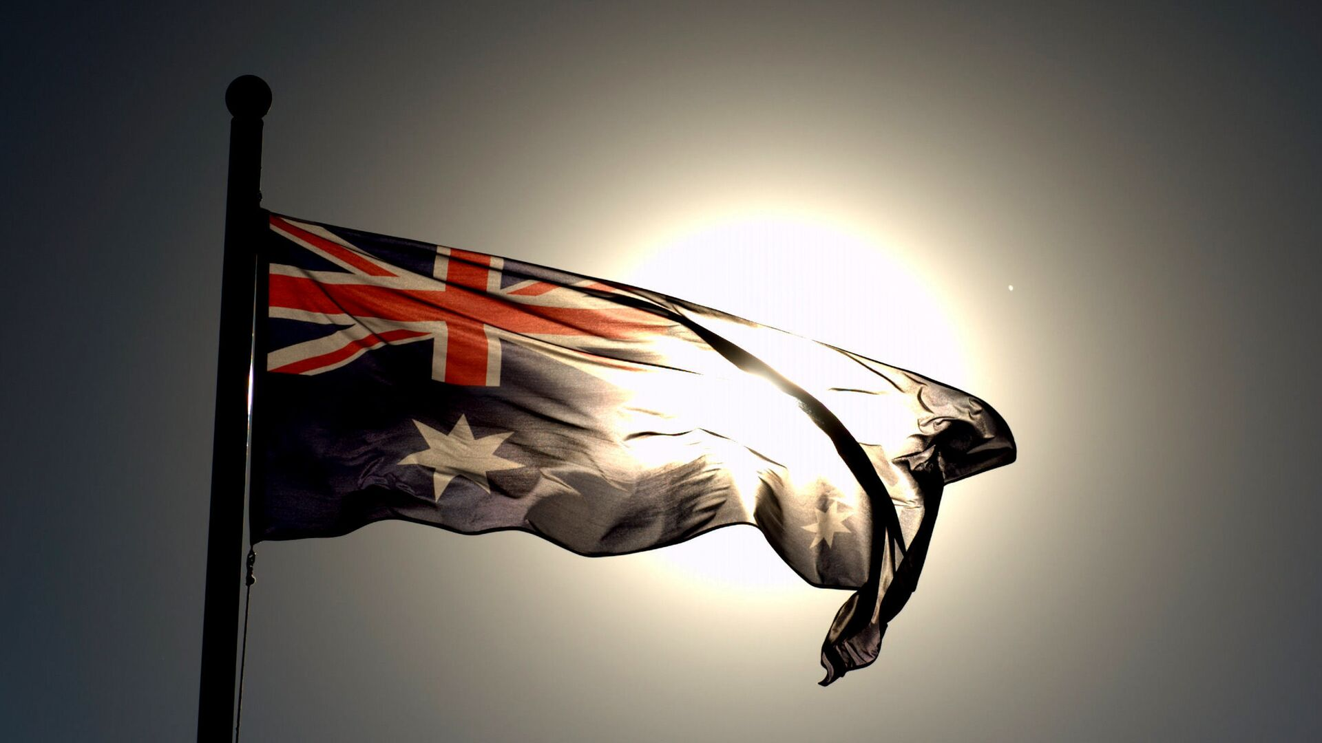 Bandera de Australia - Sputnik Mundo, 1920, 16.09.2021