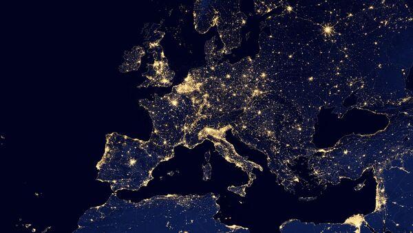 La Tierra vista desde el espacio (imagen referencial) - Sputnik Mundo