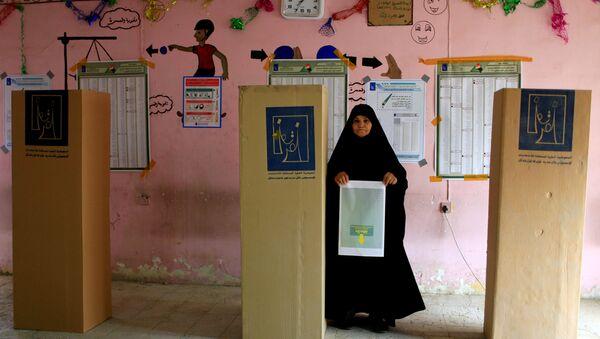 Elecciones en Irak (archivo) - Sputnik Mundo