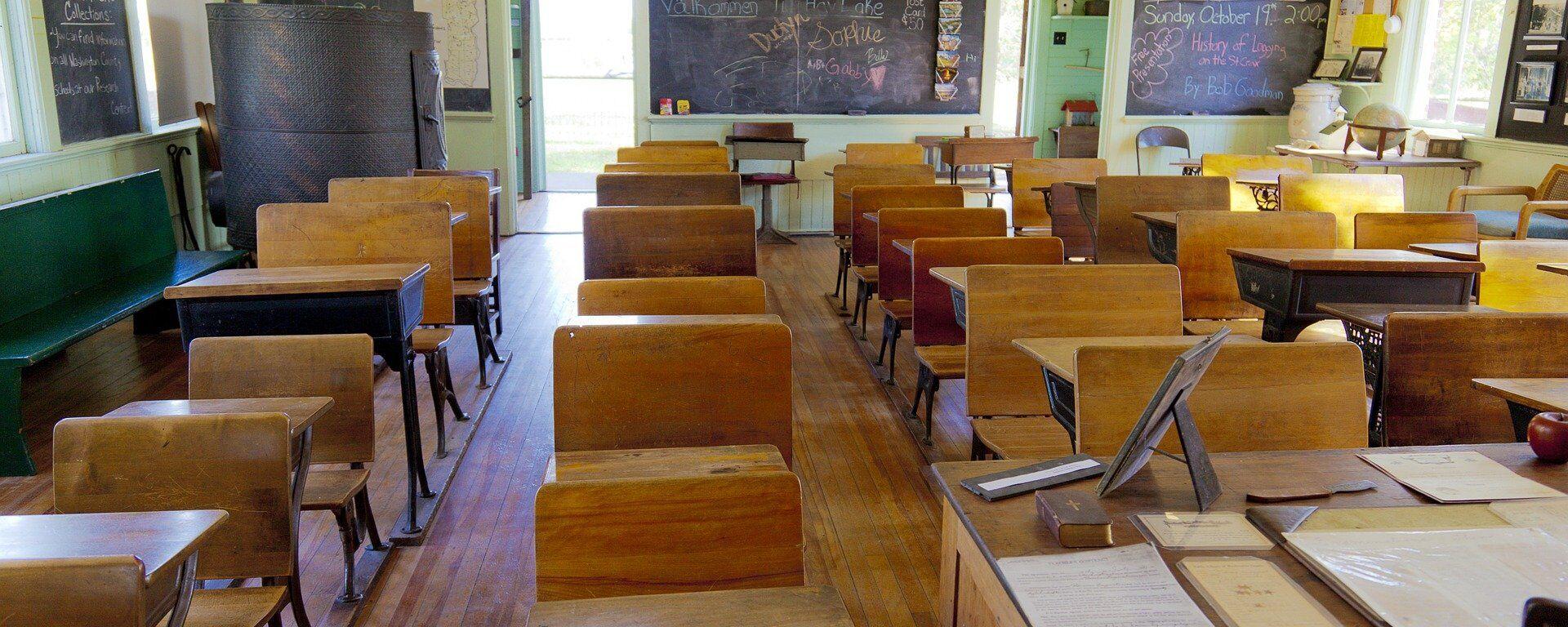 Un salón de clases - Sputnik Mundo, 1920, 16.02.2021