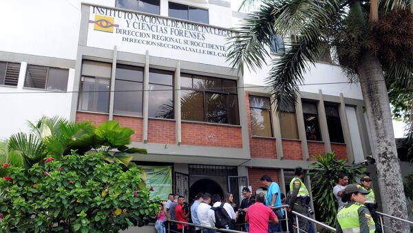 Instituto Nacional de Medicina Legal y Ciencias Forenses de Colombia - Sputnik Mundo