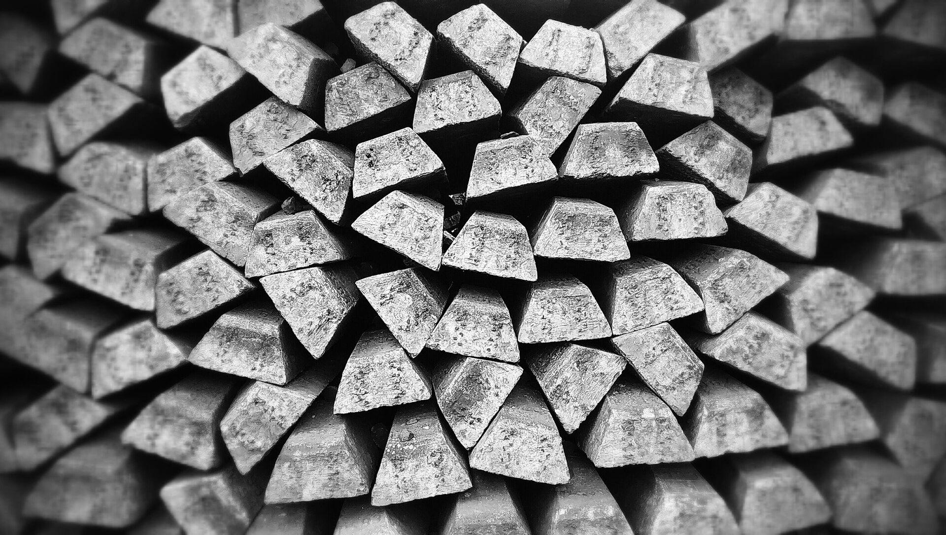 Las barras de plata - Sputnik Mundo, 1920, 02.02.2021