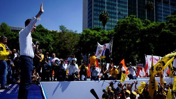 Ricardo Anaya, candidato presidencial de México - Sputnik Mundo