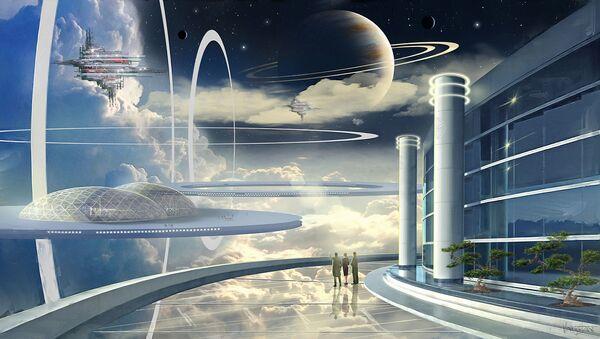 Asgardia: el primer Estado espacial lo ha fundado un multimillonario ruso - Sputnik Mundo