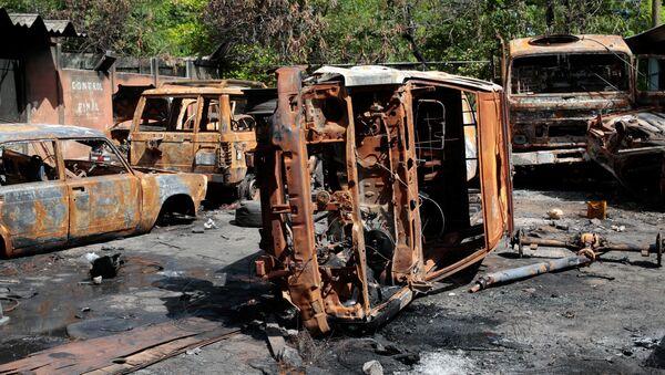 Consecuencias de las protestas en Nicaragua - Sputnik Mundo