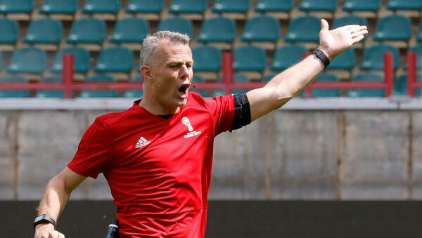 Björn Kuipers, árbitro holandés - Sputnik Mundo