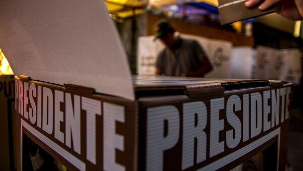 Elecciones presidenciales en México - Sputnik Mundo