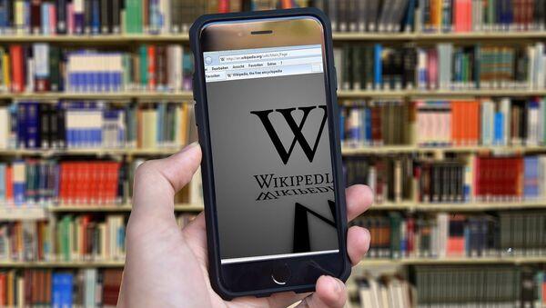 Wikipedia - Sputnik Mundo
