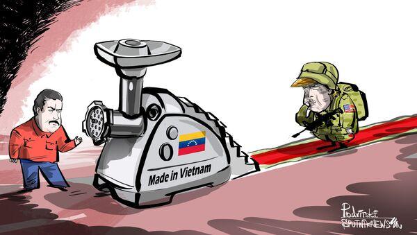 Venezuela, lista para convertirse en otro Vietnam para EEUU - Sputnik Mundo