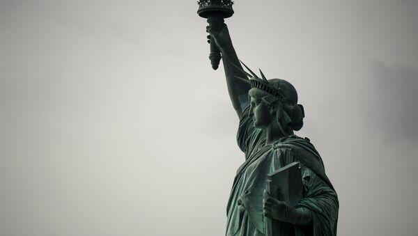 La Estatua de la Libertad - Sputnik Mundo