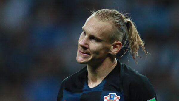 Domagoj Vida, defensa de la selección croata - Sputnik Mundo