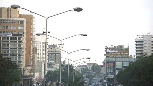 Adís Abeba, la capital de Etiopía - Sputnik Mundo