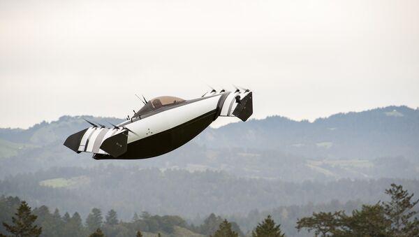BlackFly, el  vehículo volador eléctrico de la empresa canadiense OPENER - Sputnik Mundo