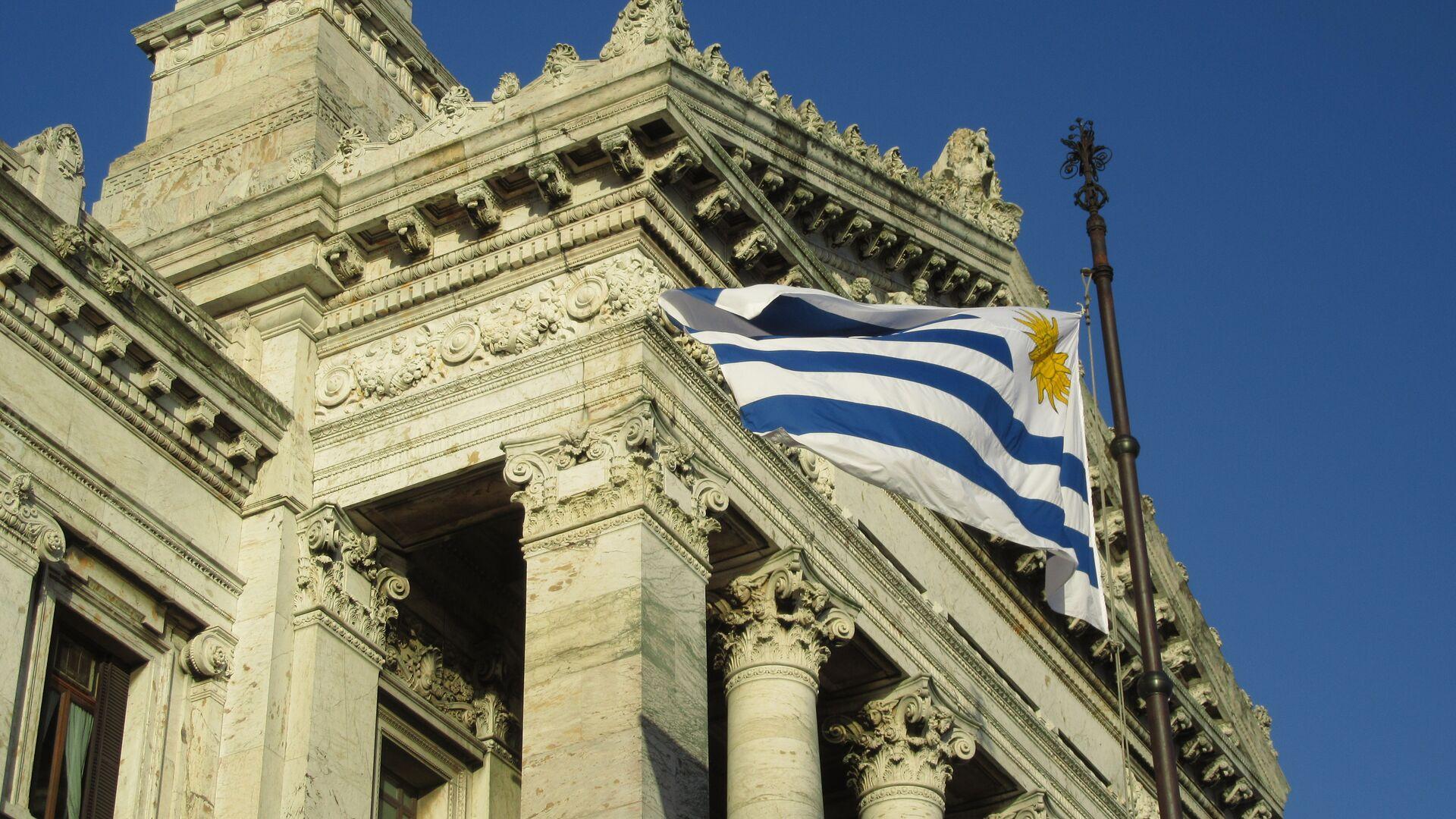 Palacio Legislativo de Uruguay - Sputnik Mundo, 1920, 06.10.2021