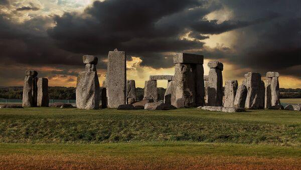 Stonehenge (referencial) - Sputnik Mundo