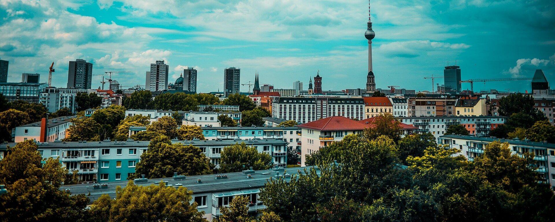 Berlín, Alemania - Sputnik Mundo, 1920, 18.09.2021