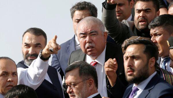 Abdul Rashid Dostum, el vicepresidente de Afganistán - Sputnik Mundo